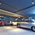 静岡県島田市G邸|ガレージハウス
