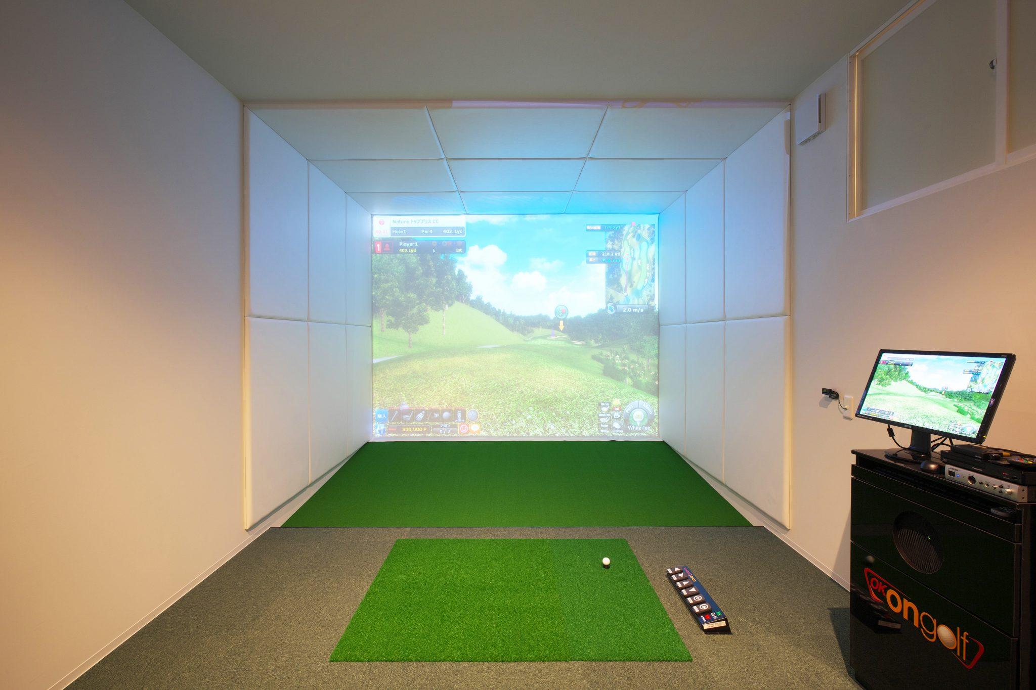 シュミレーション ゴルフ